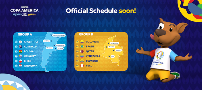copa america travel packages group
