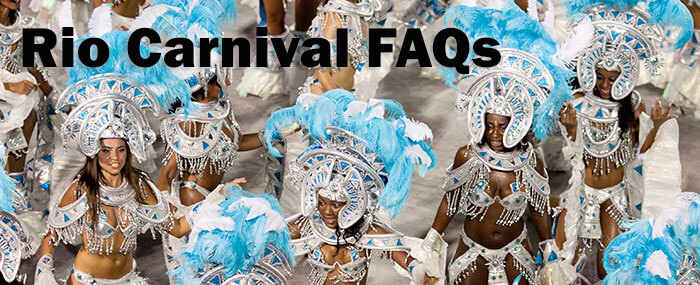 rio carnival package