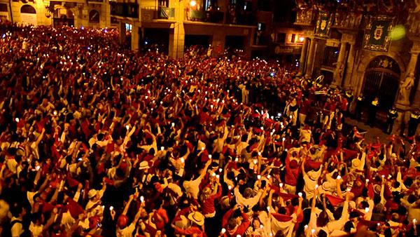 Closing Ceremony - Running of the Bulls dates