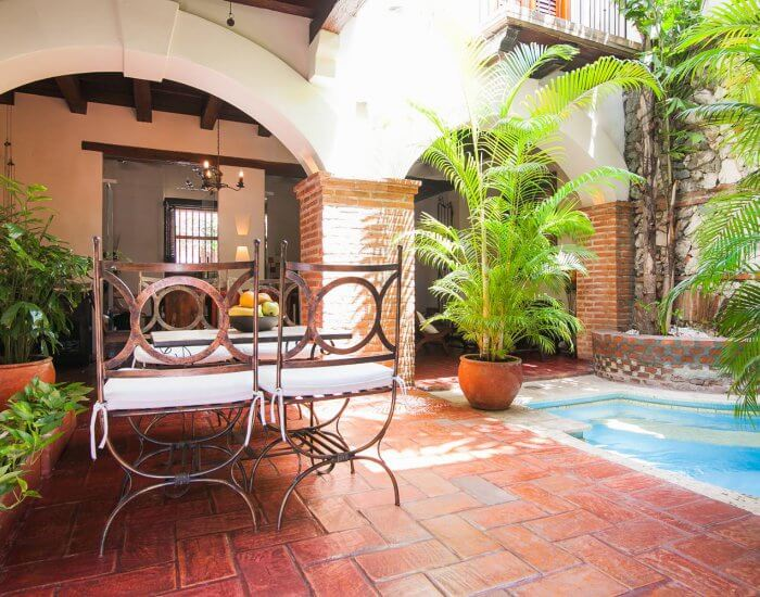 4 Bedroom Cartagena Villa 1