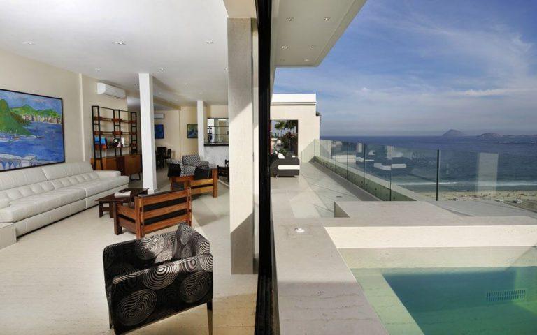 6 Bedroom Rio de Janeiro Penthouse 2