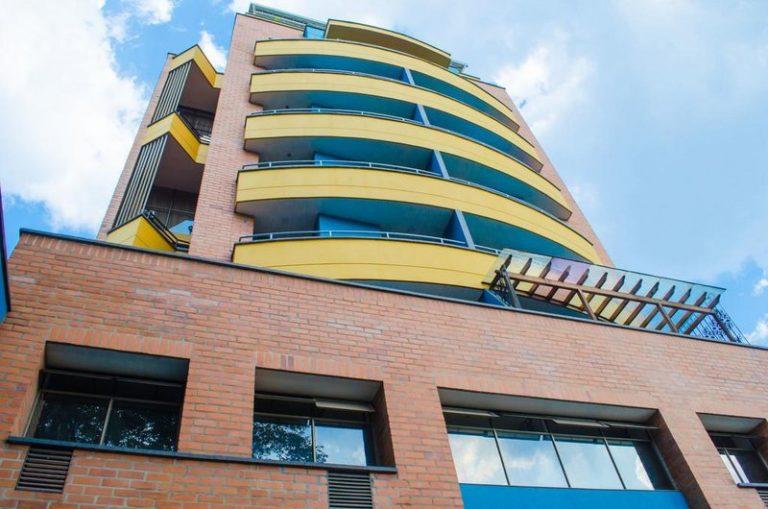 hotel torre poblado medellin