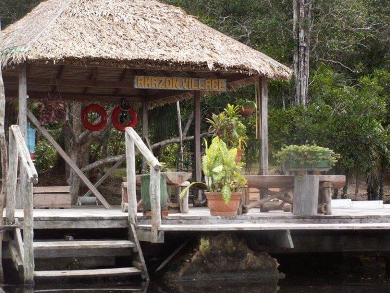amazon village jungle lodge