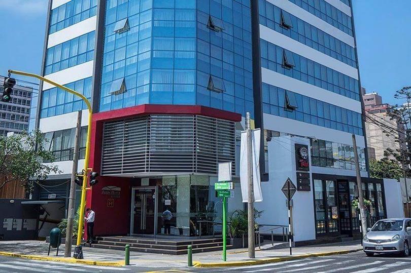 Allpa Hotel Suites Lima