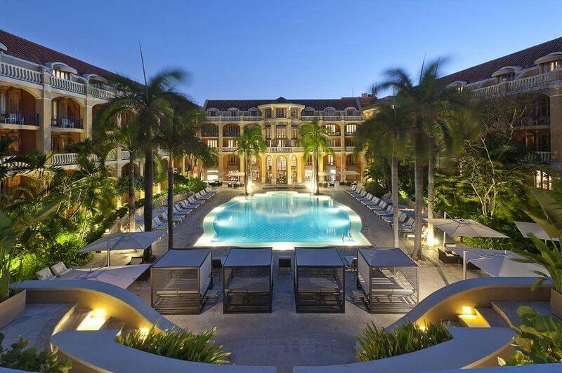 sofitel santa clara hotel cartagena