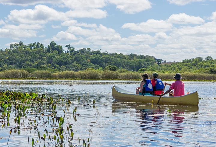Chapada Diamantina Marimbus Canoe Tour