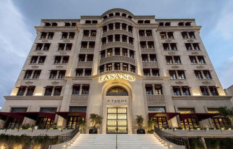 Fasano Salvador Hotel