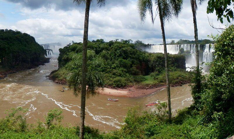 Full Day Iguazu Falls Tour From Puerto Iguazu