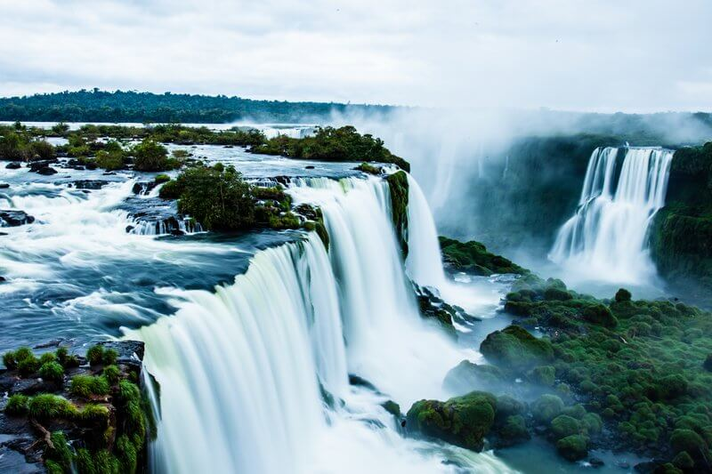 Full Day Iguazu Falls Tour From Puerto Iguazu