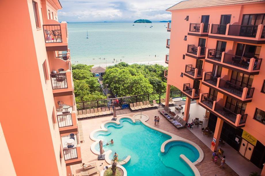 Hotel Jurere Beach Village
