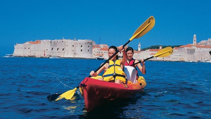 Kayaking Tour in Dubrovnik