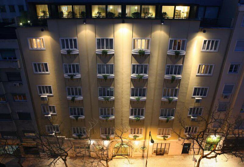 hotel britania lisbon