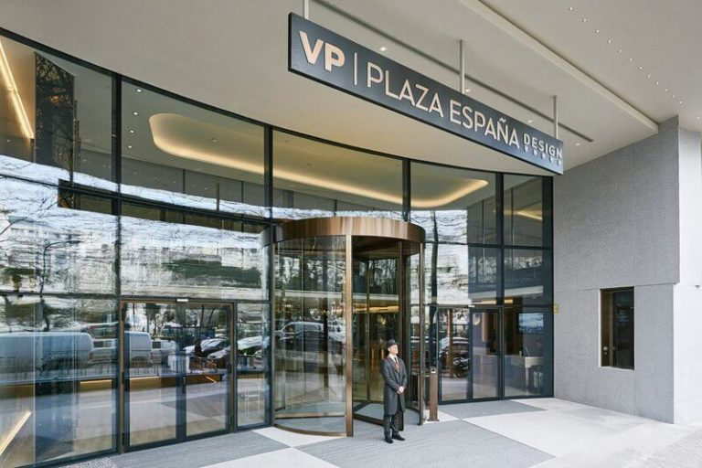 vp plaza espana design hotel