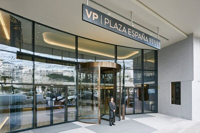 vp plaza espana design hotel