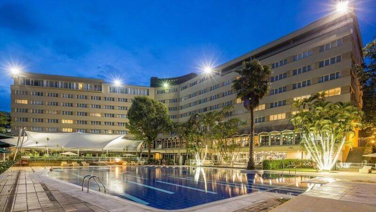 intercontinental medellin hotel