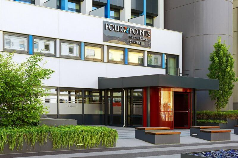four points sheraton munich central