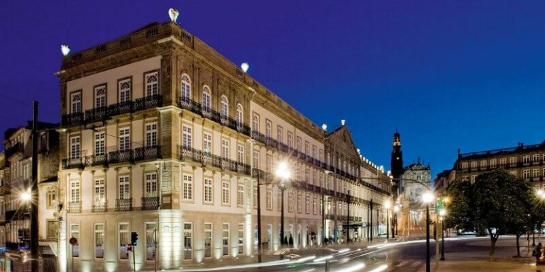 intercontinental porto palacio das cardosas hotel