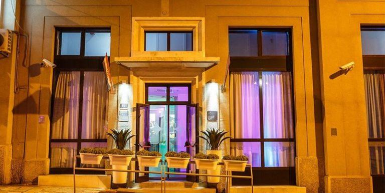 luxe hotel split