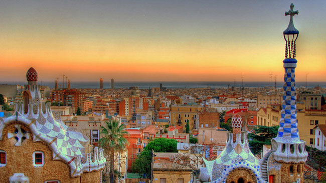 barcelona travel package