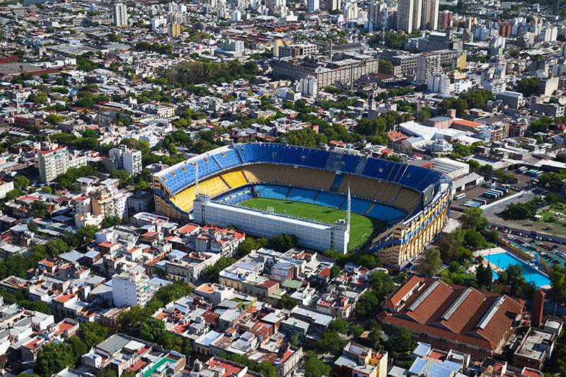 Buenos Aires Soccer Match