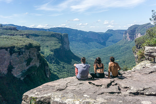 chapada diamantina travel package