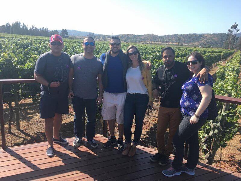 Concha y Toro Wine Tour from Santiago
