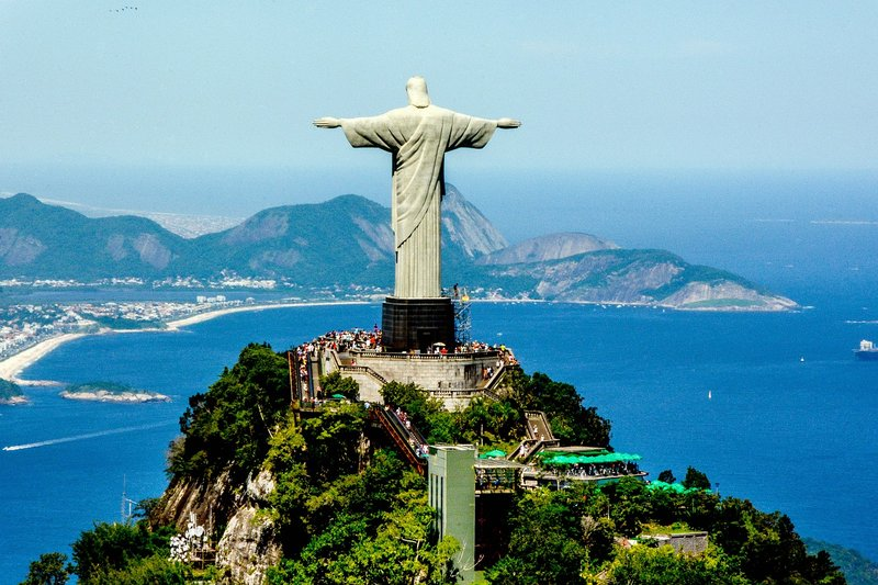 Corcovado with Christ the Redeemer Statue Tour