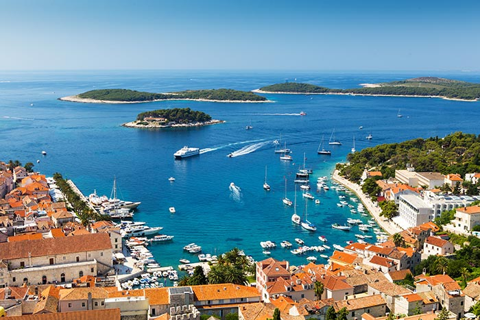 croatia island hopping travel package