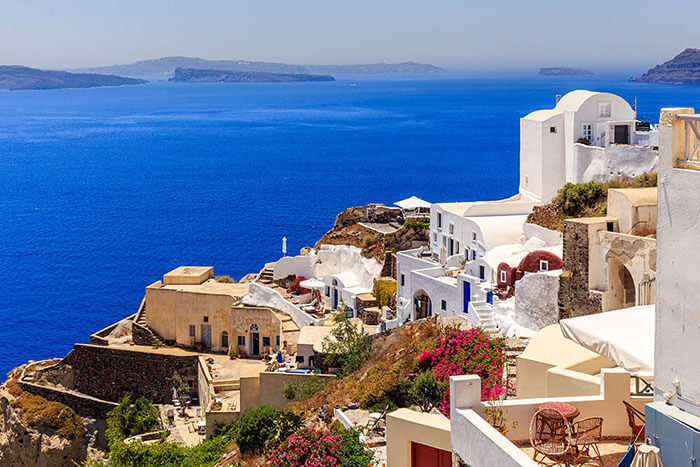 greek islands travel package