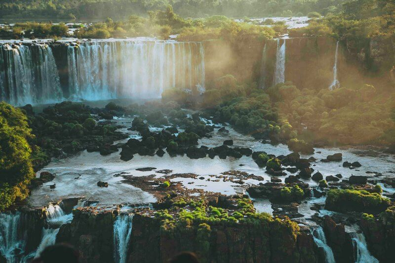 Iguazu Falls Tour from Brazilian Side