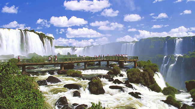 iguazu falls travel package