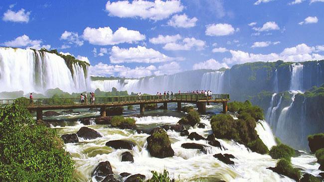 iguazu falls travel package