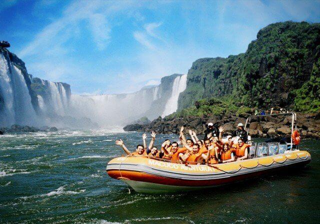 Macuco Safari Iguazu Falls Boat Tour