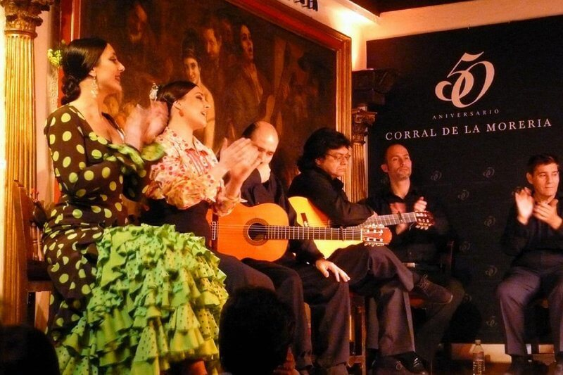 Madrid Flamenco Show with Dinner