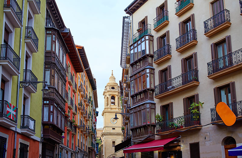 pamplona city tour