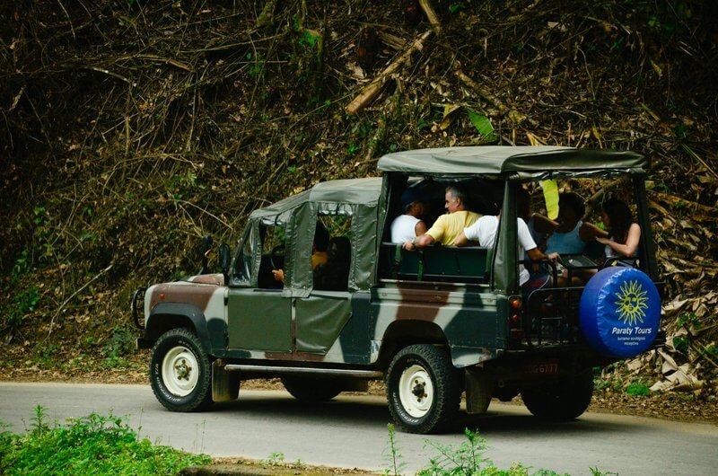 paraty jeep tour