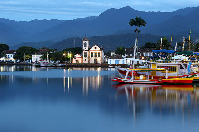 paraty travel package