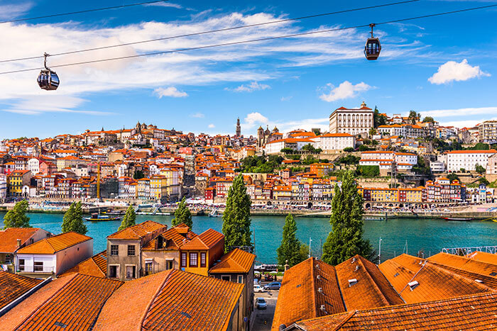 porto travel package
