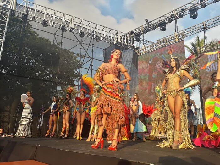 Miss Colombia Swimsuit Competition