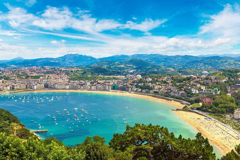 san sebastian travel package