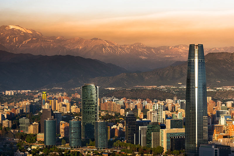 santiago chile travel package