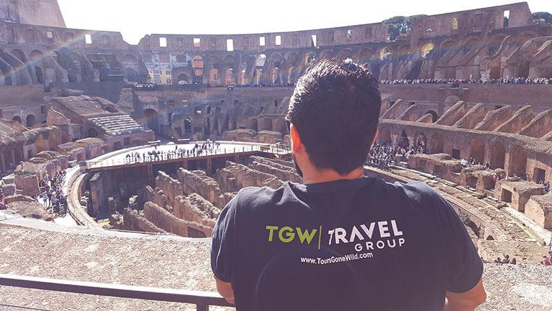 Rome Colosseum Tour