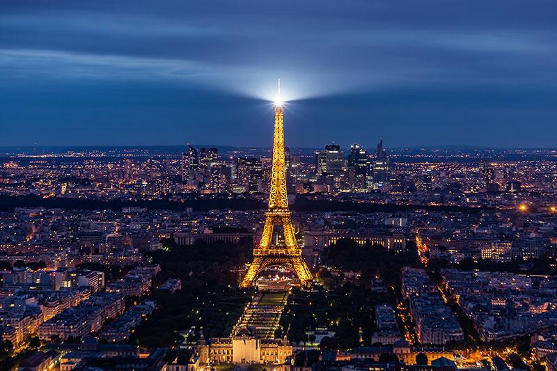 paris travel package