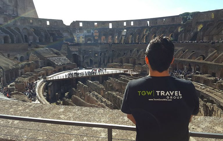rome travel package