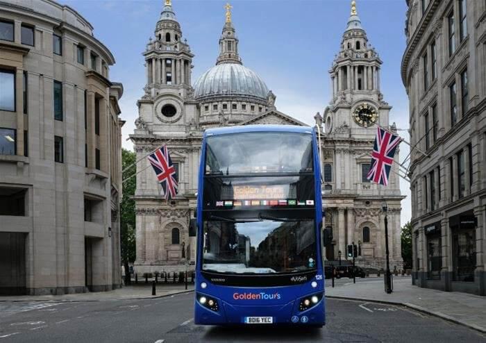London Hop On Off Tour