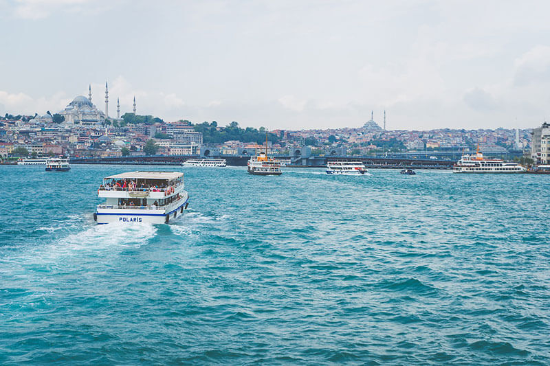 Bosphorus Cruise Plus Dolmabahce Palace