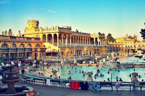 Budapest-Szechenyi-Thermal-Baths