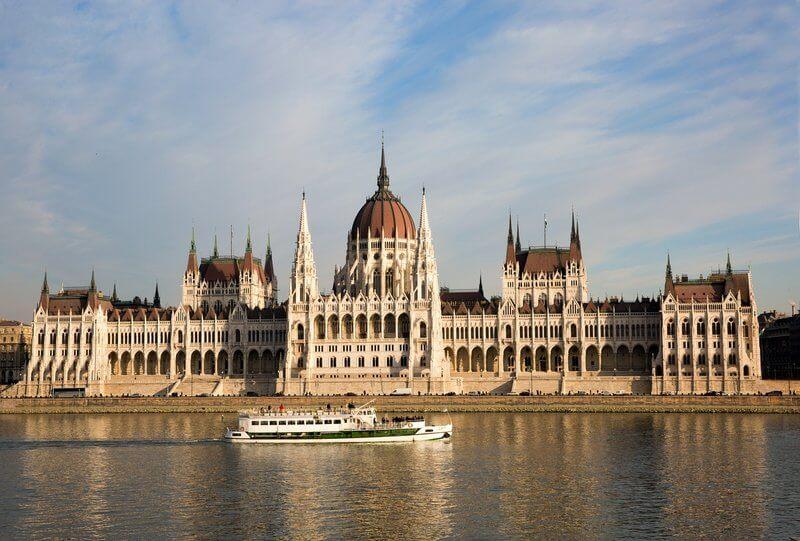 Budapest Hop on off Tour
