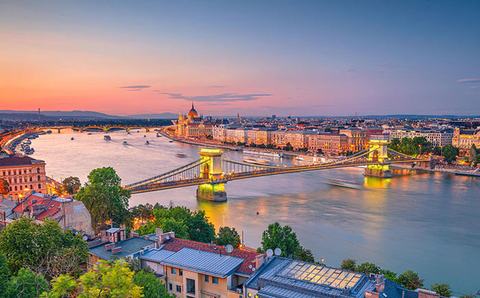 budapest travel package