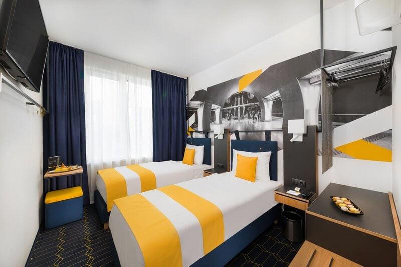 D8 Hotel Budapest